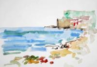 Spanische Küste 2, 2010